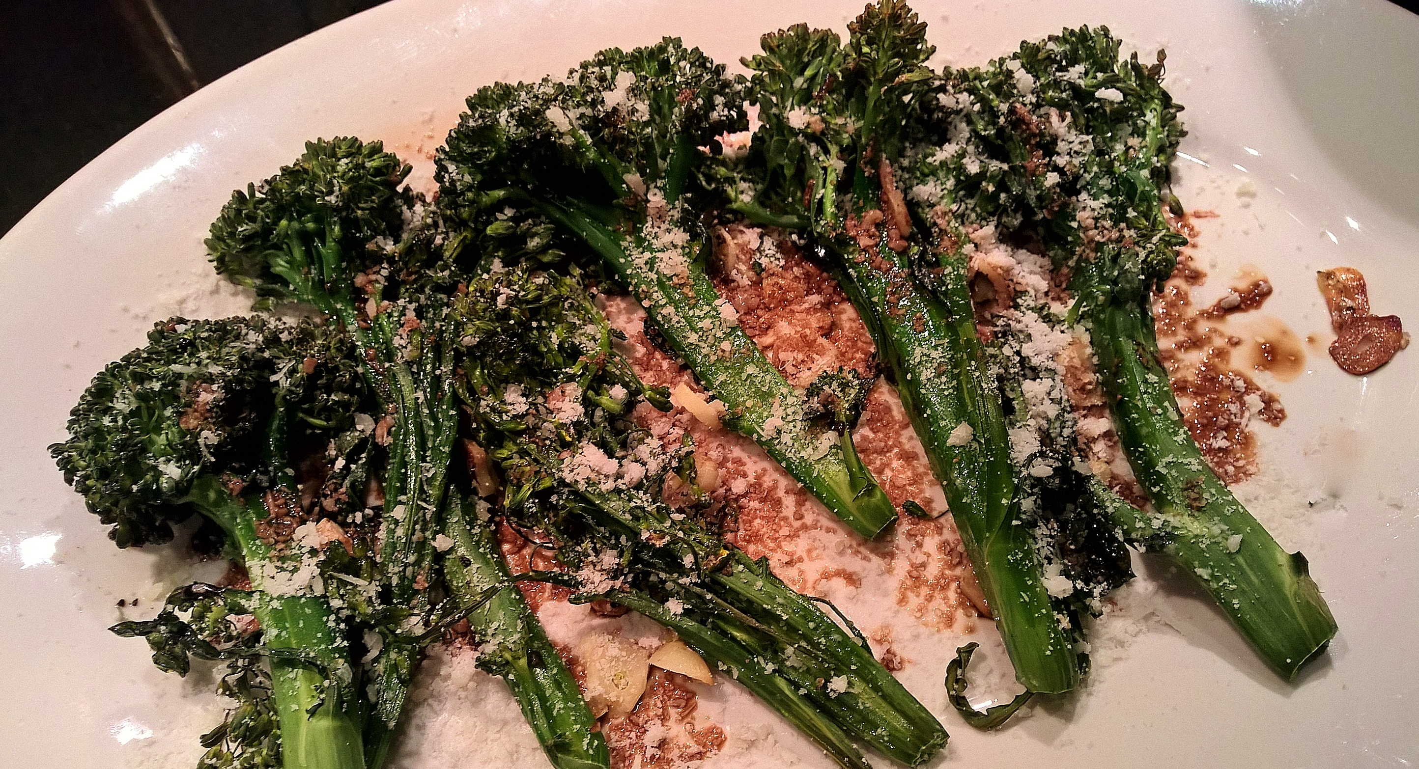 Broccolini with Citrus Vinaigrette