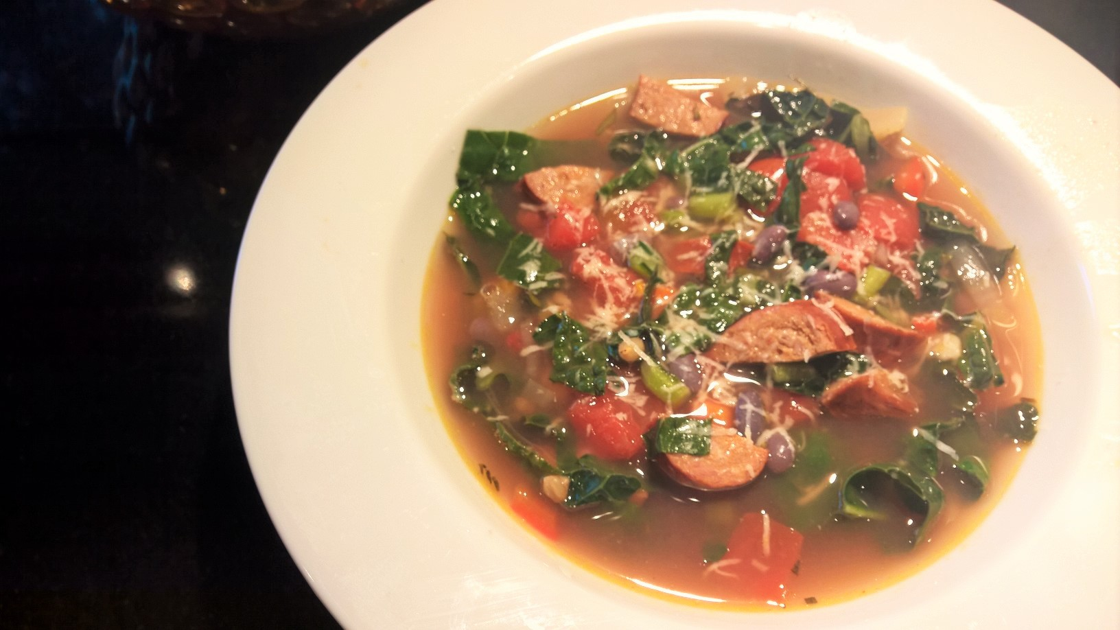 wheatberry-soup-with-black-beans-kale-sausage